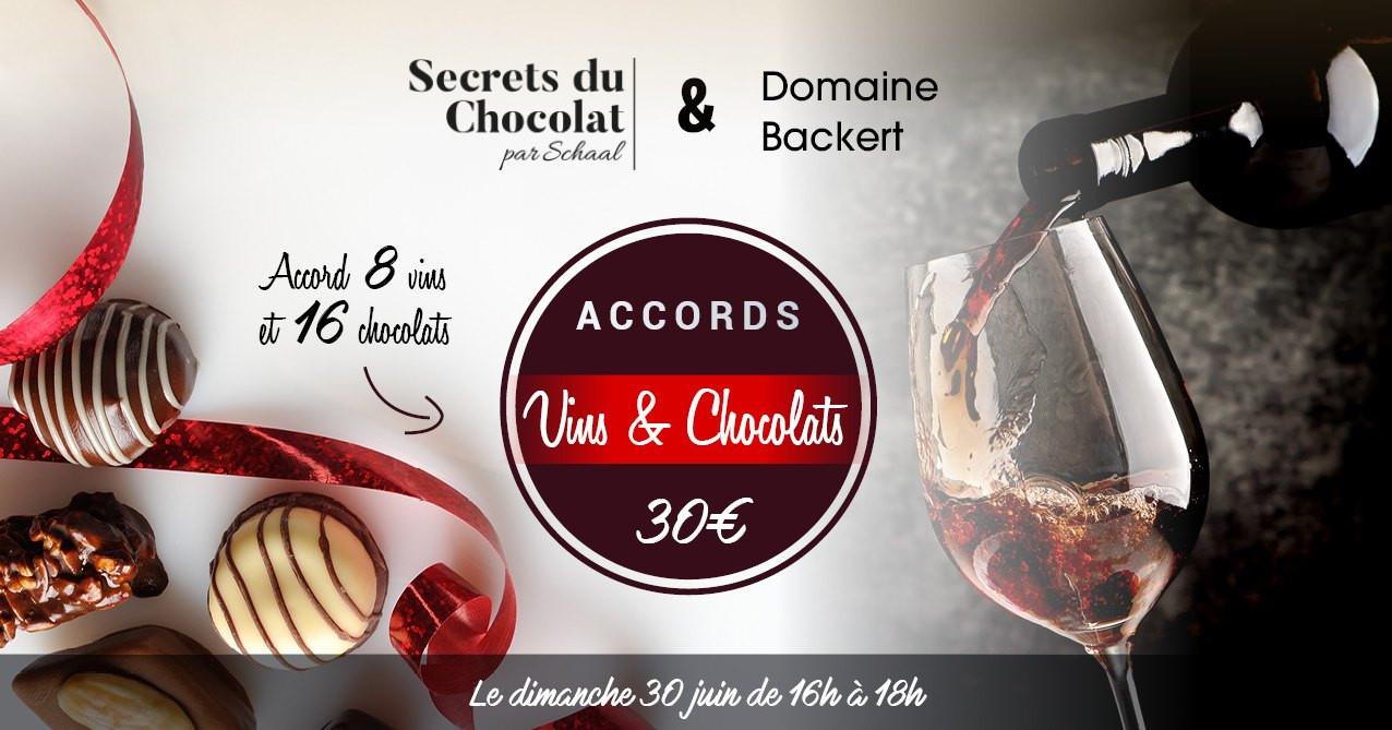 « Accords Vins & Chocolats »