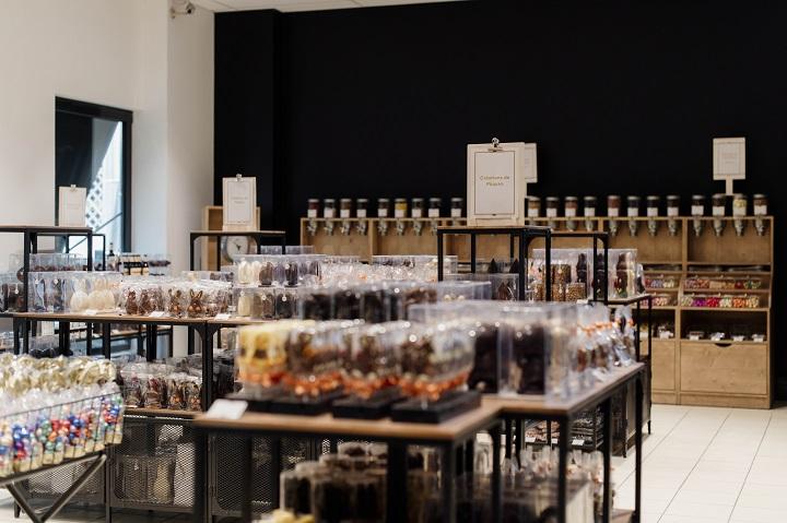 """Les horaires du musée du chocolat """"les Secrets du chocolat"""""""